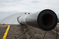 大炮在里约热内卢,巴西 免版税库存照片