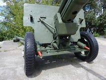 大炮火炮 库存图片