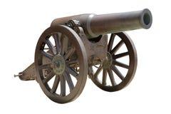 大炮短程高射炮西班牙语 库存图片