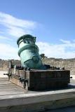 大炮老西班牙语 免版税库存图片