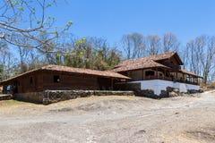 大牧场圣罗莎,哥斯达黎加 库存照片