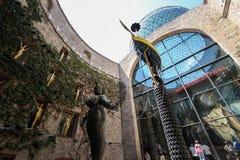 大理博物馆在菲盖尔,西班牙 免版税库存照片
