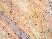 大理石优美的石表面纹理 免版税库存图片