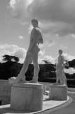 大理石体育场- Foro Italico 免版税图库摄影