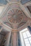 大理石在国家宫殿Mafra (葡萄牙) 库存照片