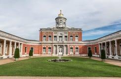 大理石宫殿在波茨坦 库存图片