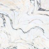 大理石抽象自然大理石黑白设计的 免版税库存图片
