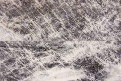 黑大理石石样式背景 免版税库存照片