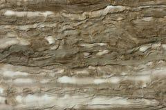 大理石精美布朗纹理背景的真正的自然样式 免版税图库摄影