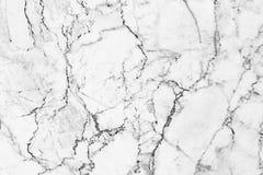 大理石纹理黑白背景 图库摄影