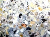 大理石被仿造的纹理 免版税库存图片