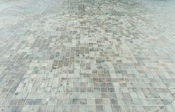 大理石铺磁砖了地板和纹理 库存照片