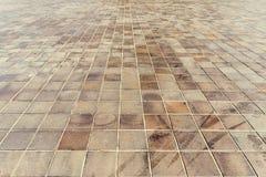 大理石铺磁砖了地板和纹理 库存图片