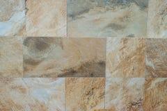 大理石铺磁砖了墙壁纹理 免版税库存图片