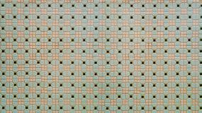 大理石铺磁砖了背景纹理照片的地板 免版税库存照片