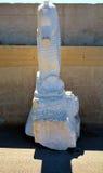 大理石马雕象,波尔托阿祖罗,在厄尔巴岛海岛,意大利 库存图片