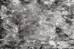 大理石黑白纹理 库存图片
