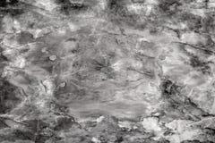 大理石黑白纹理 图库摄影