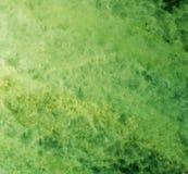 大理石绿色背景大理石纹理 免版税库存照片