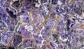 大理石紫色 库存照片