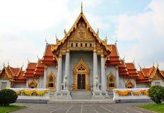 大理石chaple在泰国 库存图片