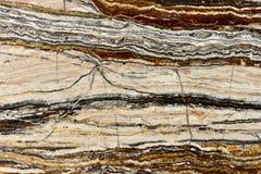 大理石Travertin Jurassico纹理背景的真正的自然样式 免版税库存图片