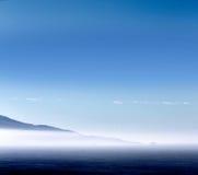 大瑟尔风景 免版税库存图片