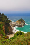 大瑟尔,加利福尼亚,美利坚合众国,美国 免版税库存照片