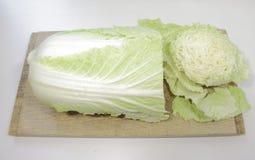 大白菜 免版税库存照片