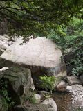 大石头 图库摄影