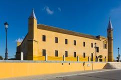 大砂大学  Andalucia,西班牙 库存图片