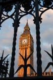 大笨钟在伦敦 库存图片
