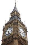 大笨钟,伦敦 免版税库存照片