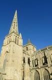 大美丽的宽容哥特式样式大教堂 免版税库存图片