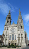 大美丽的宽容哥特式样式大教堂 免版税库存照片