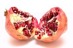 大胆的莓果石榴 免版税库存照片