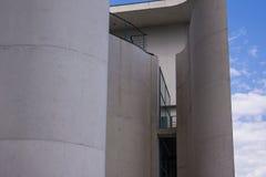 大臣官邸大厦在柏林Mitte 库存图片