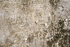 大致用水泥涂的墙壁 免版税库存图片