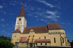 大舒拉被加强的教会, 库存照片