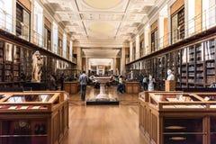 大英博物馆启示室 免版税图库摄影
