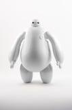 从大英雄6迪斯尼电影的机器人BAYMAX 免版税库存照片