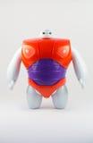 从大英雄6迪斯尼电影的机器人BAYMAX 库存图片