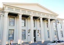 大草原的,乔治亚大量博物馆 免版税库存图片