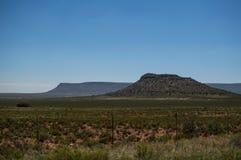 大草原风景,自由州,南非 库存照片