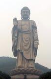 大菩萨雕象在中国 免版税库存图片