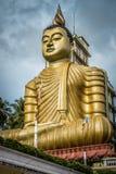 大菩萨雕象在Dickwella,斯里兰卡 库存图片