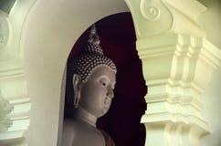 大菩萨, Wat Sakitaka -寺庙在北泰国 库存图片