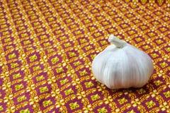 大蒜和辣椒 免版税库存图片