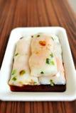 大虾饺子 图库摄影