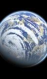 大行星空间 免版税图库摄影